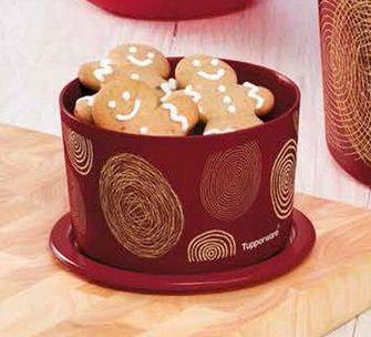 Tupperware Pote Instantânea Mini 575ml - Fios de Ouro