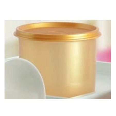 Tupperware Caixa Redondinha 500ml - Dourado