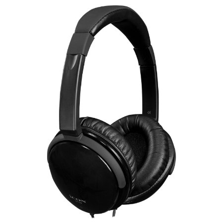 Fone de ouvido over-ear iCON HP-360 (Black)