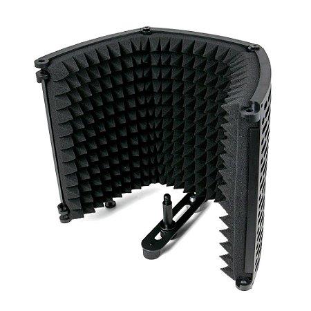 Protetor acústico Arcano ARC-SK1 isolação portátil dobrável