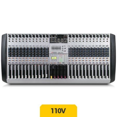 Mesa de som 24 canais Arcano ARMD-24FX 110v