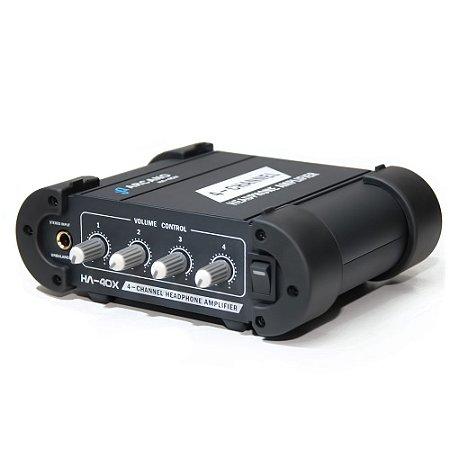 Amplificador de fones Arcano HA-40X profissional