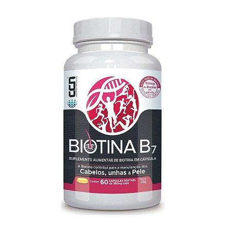 BIOTINA SOFTGEL 60 CAPS