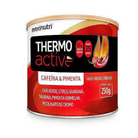 Thermo Active Sabor Frutas Citricas 250g - Maxinutri