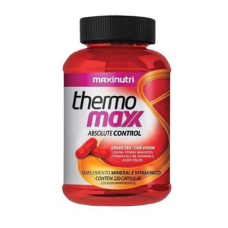 Thermo Maxx Absolut Control Maxinutri - 120 caps