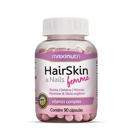 HairSkin & Nails Femme 90 caps - Maxinutri
