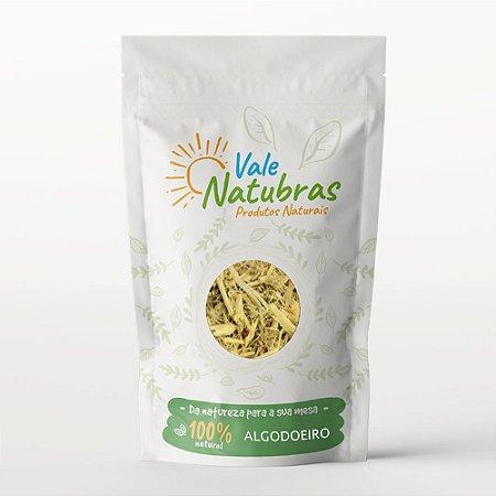 Chá de Algodoeiro - Gossypium herbaceum - L. 30g - Vale Natubras