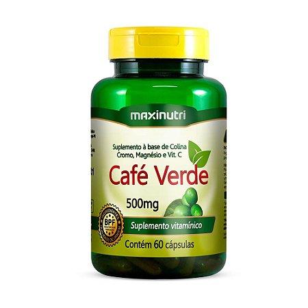 Café Verde 60 caps - Maxinutri
