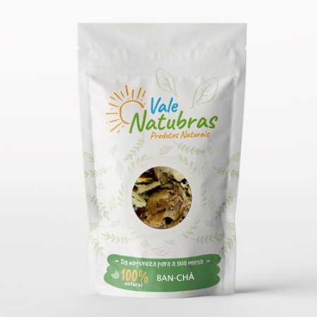 Chá Ban Chá - Camellia Sinesis (Banchá) 30g - Vale Natubras