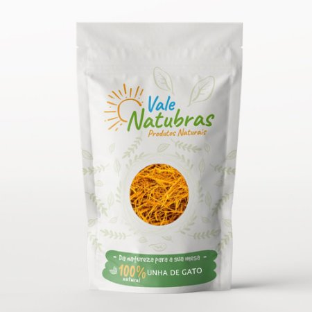 Chá Unha de Gato - Uncaria Tomentosa Wild 30g - Vale Natubras