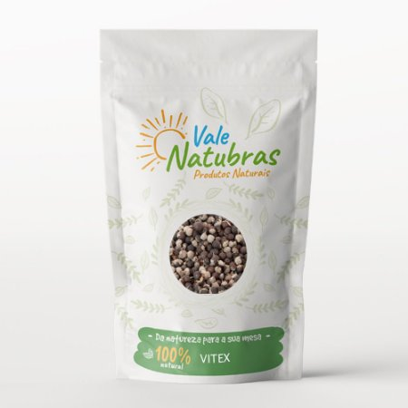 Chá de Vitex- Vitex agnus-castus L. 30g - Vale Natubras