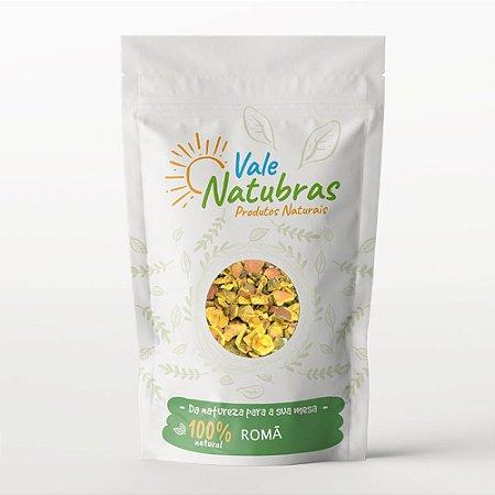 Chá de Romã - Punica granatum L. 50g - Vale Natubras