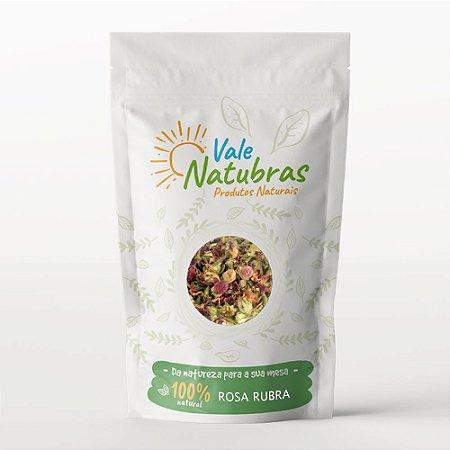 Chá de Rosa Rubra - Rosa gallica - L. 20g - Vale Natubras