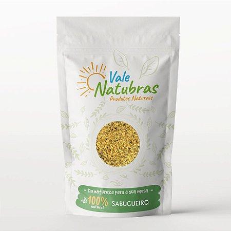 Chá de Sabugueiro - Sambucus nigra - L. 30g - Vale Natubras
