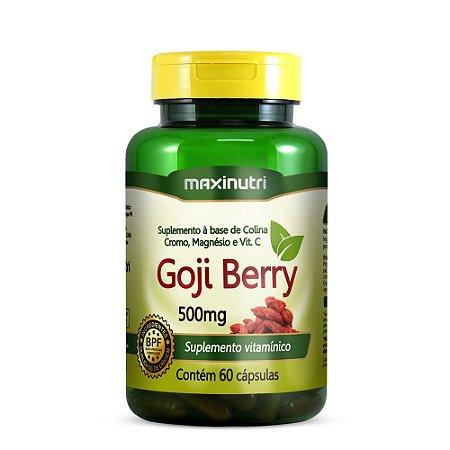 Goji Berry 60 caps - Maxinutri