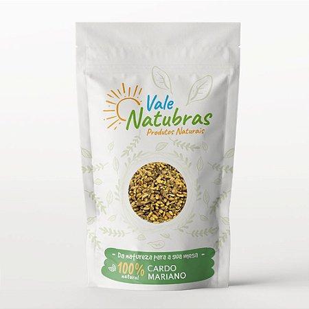 Chá de Cardo Mariano- Silybum marianum L. 50g - Vale Natubras
