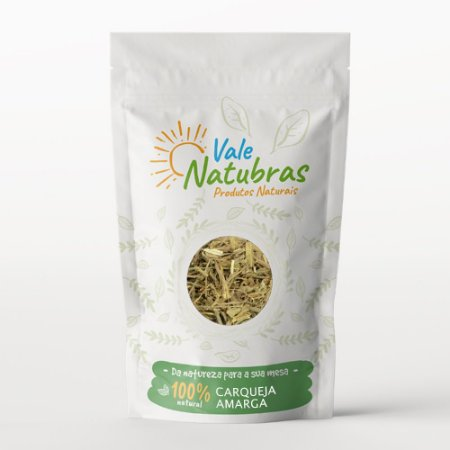 Chá De Carqueja Amarga - Baccharis Genistelloides Persoon 30g - Vale Natubras