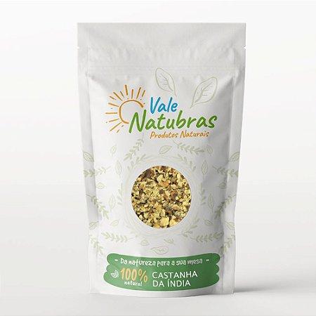 Chá de Castanha da Índia - Aesculus hippocastanum L. 30g - Vale Natubras