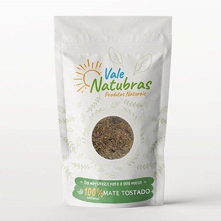 Chá de Mate Tostado - Ilex paraguariensis A. St.-Hil. 50g - Vale Natubras