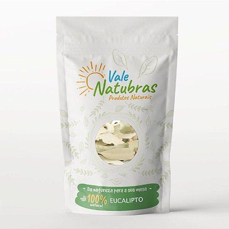 Chá de Eucalipto - Eucalyptus citriodora 30g - Vale Natubras