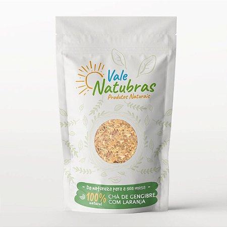 Chá de Gengibre com Laranja 100g - Vale Natubras