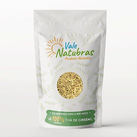 Chá de Ginseng - Panax ginseng Meyer 30g - Vale Natubras