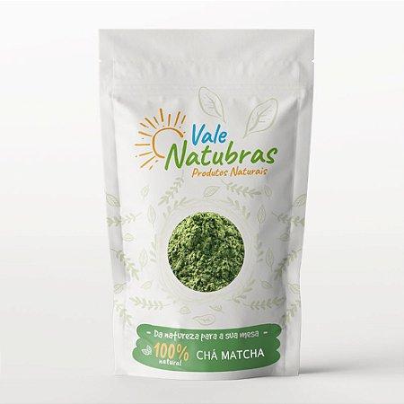 Chá Matcha - Camellia sinensis 100g - Vale Natubras