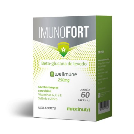 Imunofort 60 caps - Maxinutri