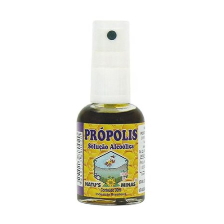 Extrato de Própolis Spray 30ml - Natus Minas