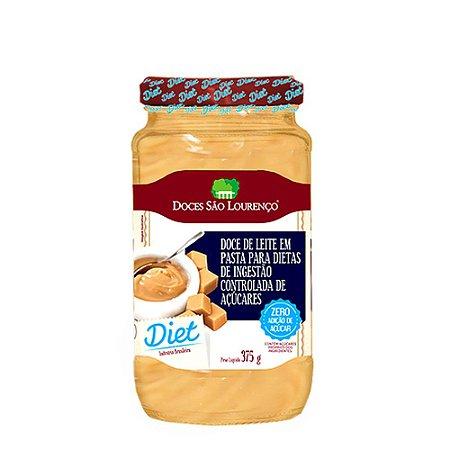 Doce De Leite Diet 375g - Doces São Lourenço