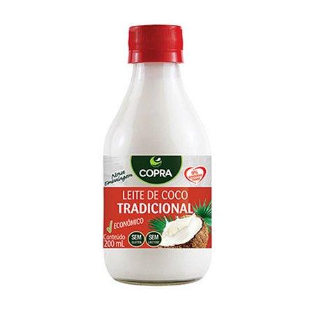 Leite de Coco 200 ml - Copra