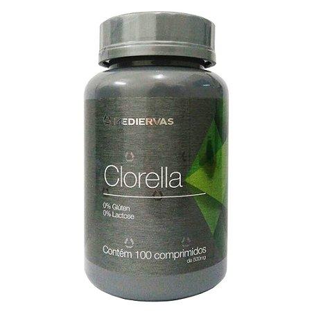 Clorella Importada 500mg - 100 Comprimidos