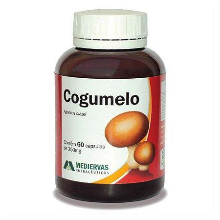 Cogumelo Mediervas - 60 caps