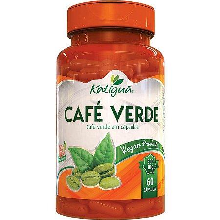 Café Verde 60 caps - Katigua