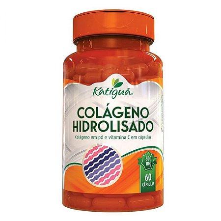 Colágeno Hidrolisado 60 caps - Katigua