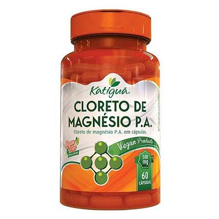 Cloreto de Magnésio P.A. 60 caps - Katigua