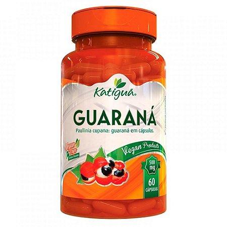 Guaraná 60 caps - Katigua