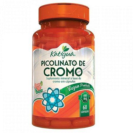 Picolinato de Cromo 60 caps - Katigua