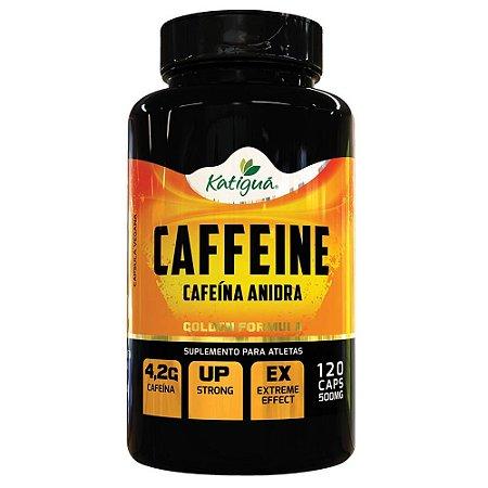 Caffeine 120 caps - Katigua