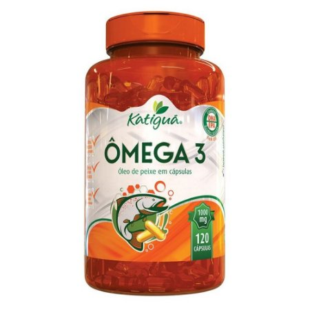 Omega 3 120 caps - Katiguá