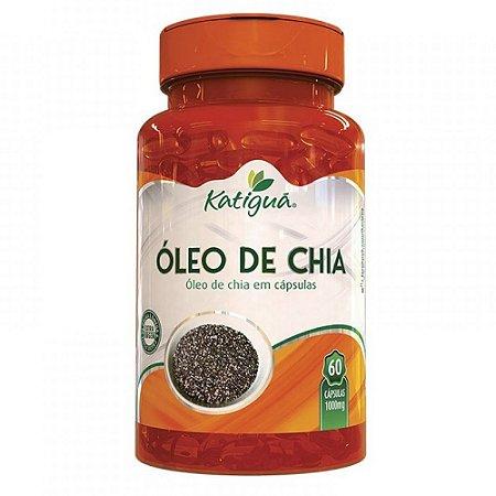 Óleo de Chia 60 caps - Katigua