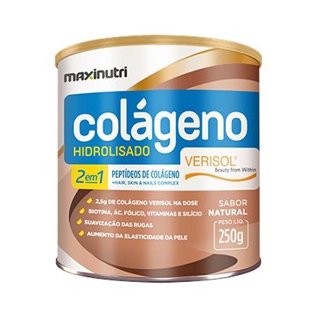 Colágeno Hidrolisado 2 em 1 Verisol 250g - Maxinutri