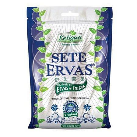 Chá 7 Ervas Plus 120g - Katigua