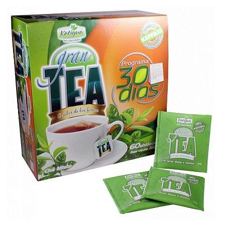Gran Tea 60 Sachês (cx 150g) - Katigua