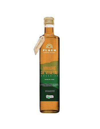 Vinagre Orgânico de Caldo de Cana 500ml - Flach