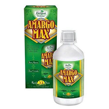 Chá Amargo Max (Sabor Amargo) 500ml - Katigua