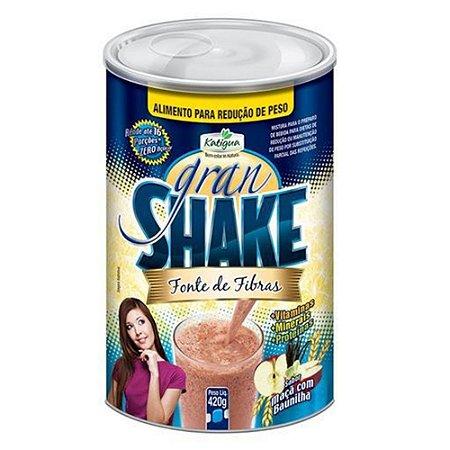 Gran Shake Sabor Maça com Baunilha 420g - Katigua