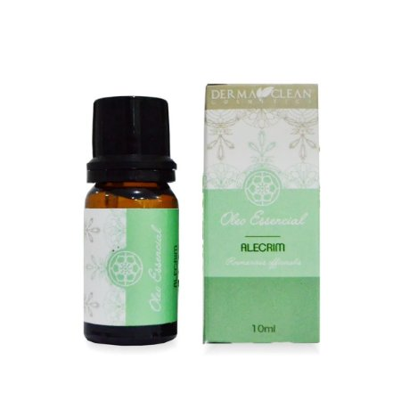 Óleo essencial de Alecrim 10ml - Derma Clean