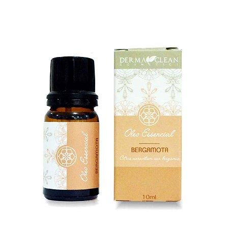 Óleo essencial de Bergamota 10ml - Derma Clean