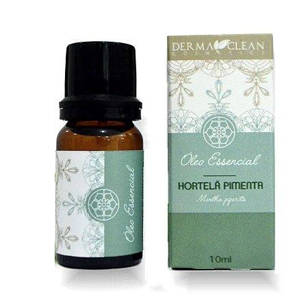 Óleo essencial de Hortelã Pimenta 10ml - Derma Clean